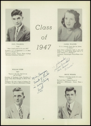 Page 41, 1947 Edition, Suffern High School - Panorama Yearbook (Suffern, NY) online yearbook collection