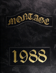 1988 Edition, Murry Bergtraum High School - Montage Yearbook (New York, NY)