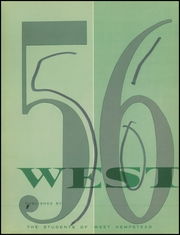 Page 10, 1957 Edition, West Hempstead High School - Westerly Yearbook (West Hempstead, NY) online yearbook collection