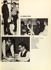 Page 7, 1969 Edition, Sanford H Calhoun High School - Pacer Yearbook (Merrick, NY) online yearbook collection