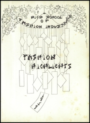 Page 5, 1959 Edition, Fashion Industries High School - Fashion Highlights Yearbook (New York, NY) online yearbook collection