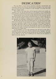 Page 12, 1958 Edition, Julia Richman High School - Spotlight Yearbook (New York, NY) online yearbook collection