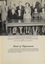 Page 15, 1958 Edition, Julia Richman High School - Spotlight Yearbook (New York, NY) online yearbook collection