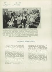 Page 12, 1945 Edition, Mamaroneck High School - Mahiscan Yearbook (Mamaroneck, NY) online yearbook collection