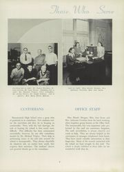 Page 13, 1945 Edition, Mamaroneck High School - Mahiscan Yearbook (Mamaroneck, NY) online yearbook collection