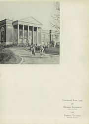 Page 5, 1945 Edition, Mamaroneck High School - Mahiscan Yearbook (Mamaroneck, NY) online yearbook collection