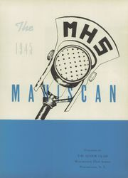 Page 7, 1945 Edition, Mamaroneck High School - Mahiscan Yearbook (Mamaroneck, NY) online yearbook collection