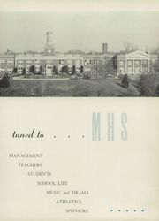 Page 9, 1945 Edition, Mamaroneck High School - Mahiscan Yearbook (Mamaroneck, NY) online yearbook collection