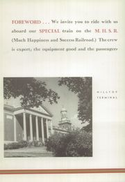 Page 8, 1948 Edition, Mamaroneck High School - Mahiscan Yearbook (Mamaroneck, NY) online yearbook collection