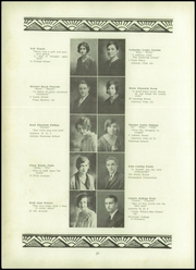 Page 36, 1929 Edition, Auburn High School - Arrow Yearbook (Auburn, NY) online yearbook collection