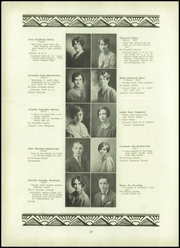 Page 38, 1929 Edition, Auburn High School - Arrow Yearbook (Auburn, NY) online yearbook collection