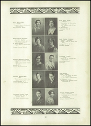 Page 39, 1929 Edition, Auburn High School - Arrow Yearbook (Auburn, NY) online yearbook collection