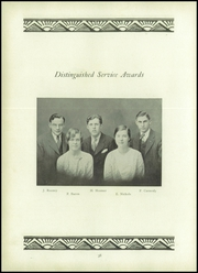Page 42, 1929 Edition, Auburn High School - Arrow Yearbook (Auburn, NY) online yearbook collection