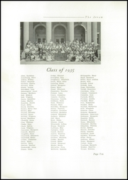 Page 12, 1935 Edition, Auburn High School - Arrow Yearbook (Auburn, NY) online yearbook collection