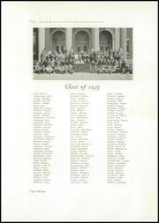 Page 13, 1935 Edition, Auburn High School - Arrow Yearbook (Auburn, NY) online yearbook collection