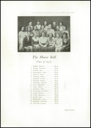 Page 14, 1935 Edition, Auburn High School - Arrow Yearbook (Auburn, NY) online yearbook collection
