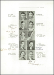 Page 16, 1935 Edition, Auburn High School - Arrow Yearbook (Auburn, NY) online yearbook collection