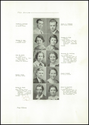 Page 17, 1935 Edition, Auburn High School - Arrow Yearbook (Auburn, NY) online yearbook collection