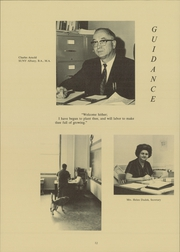 Page 16, 1968 Edition, Auburn High School - Arrow Yearbook (Auburn, NY) online yearbook collection