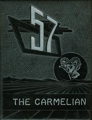 Page 1, 1957 Edition, Carmel High School - Ramparts Yearbook (Carmel, NY) online yearbook collection