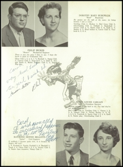Page 15, 1957 Edition, Carmel High School - Ramparts Yearbook (Carmel, NY) online yearbook collection