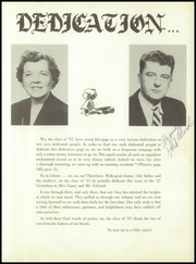 Page 7, 1957 Edition, Carmel High School - Ramparts Yearbook (Carmel, NY) online yearbook collection