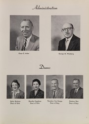 Page 11, 1959 Edition, Morris High School - Yearbook (Bronx, NY) online yearbook collection