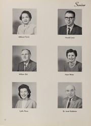 Page 14, 1959 Edition, Morris High School - Yearbook (Bronx, NY) online yearbook collection