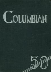1950 Edition, Columbia High School - Columbian Yearbook (East Greenbush, NY)