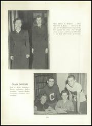 Page 10, 1951 Edition, Columbia High School - Columbian Yearbook (East Greenbush, NY) online yearbook collection