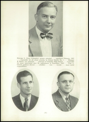 Page 12, 1951 Edition, Columbia High School - Columbian Yearbook (East Greenbush, NY) online yearbook collection