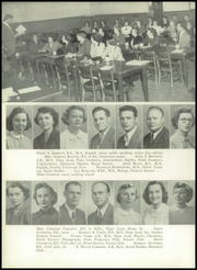 Page 14, 1951 Edition, Columbia High School - Columbian Yearbook (East Greenbush, NY) online yearbook collection
