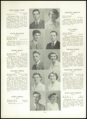 Page 22, 1951 Edition, Columbia High School - Columbian Yearbook (East Greenbush, NY) online yearbook collection