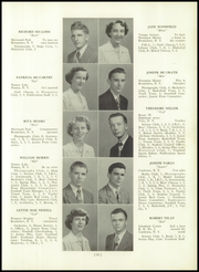 Page 25, 1951 Edition, Columbia High School - Columbian Yearbook (East Greenbush, NY) online yearbook collection