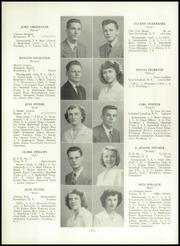 Page 26, 1951 Edition, Columbia High School - Columbian Yearbook (East Greenbush, NY) online yearbook collection
