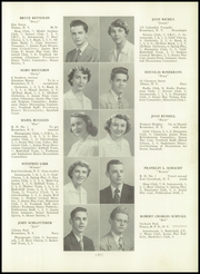 Page 27, 1951 Edition, Columbia High School - Columbian Yearbook (East Greenbush, NY) online yearbook collection