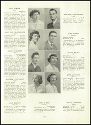 Page 29, 1951 Edition, Columbia High School - Columbian Yearbook (East Greenbush, NY) online yearbook collection