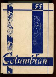 1955 Edition, Columbia High School - Columbian Yearbook (East Greenbush, NY)
