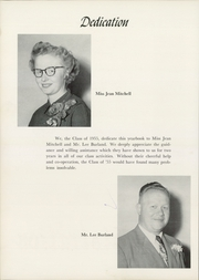 Page 10, 1955 Edition, Columbia High School - Columbian Yearbook (East Greenbush, NY) online yearbook collection