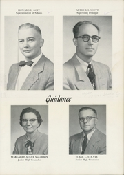 Page 13, 1955 Edition, Columbia High School - Columbian Yearbook (East Greenbush, NY) online yearbook collection