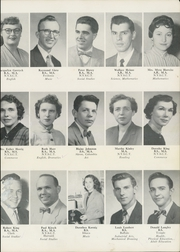 Page 15, 1955 Edition, Columbia High School - Columbian Yearbook (East Greenbush, NY) online yearbook collection