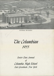 Page 7, 1955 Edition, Columbia High School - Columbian Yearbook (East Greenbush, NY) online yearbook collection