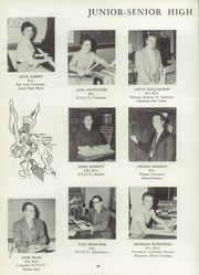 Page 14, 1957 Edition, Columbia High School - Columbian Yearbook (East Greenbush, NY) online yearbook collection