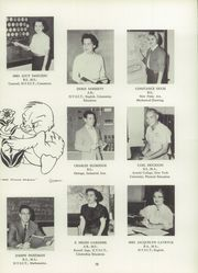 Page 16, 1957 Edition, Columbia High School - Columbian Yearbook (East Greenbush, NY) online yearbook collection