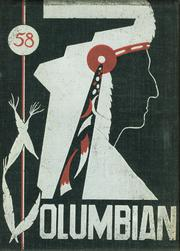1958 Edition, Columbia High School - Columbian Yearbook (East Greenbush, NY)