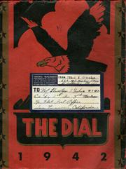 1942 Edition, South Park High School - Dial Yearbook (Buffalo, NY)