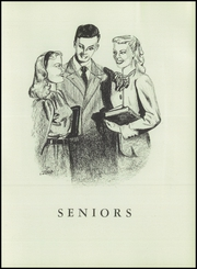Page 13, 1947 Edition, South Park High School - Dial Yearbook (Buffalo, NY) online yearbook collection