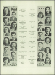 Page 16, 1947 Edition, South Park High School - Dial Yearbook (Buffalo, NY) online yearbook collection