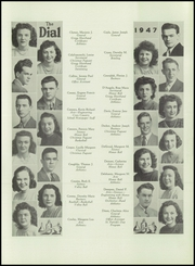 Page 17, 1947 Edition, South Park High School - Dial Yearbook (Buffalo, NY) online yearbook collection