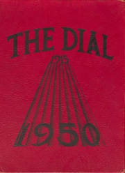 1950 Edition, South Park High School - Dial Yearbook (Buffalo, NY)